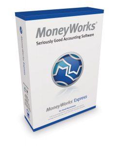 moneyworks express v8 accounting software