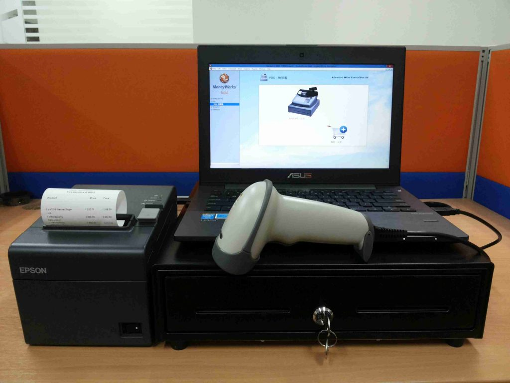 POS and Accounting Systems