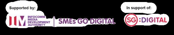 SME GoDigital IMDA logo